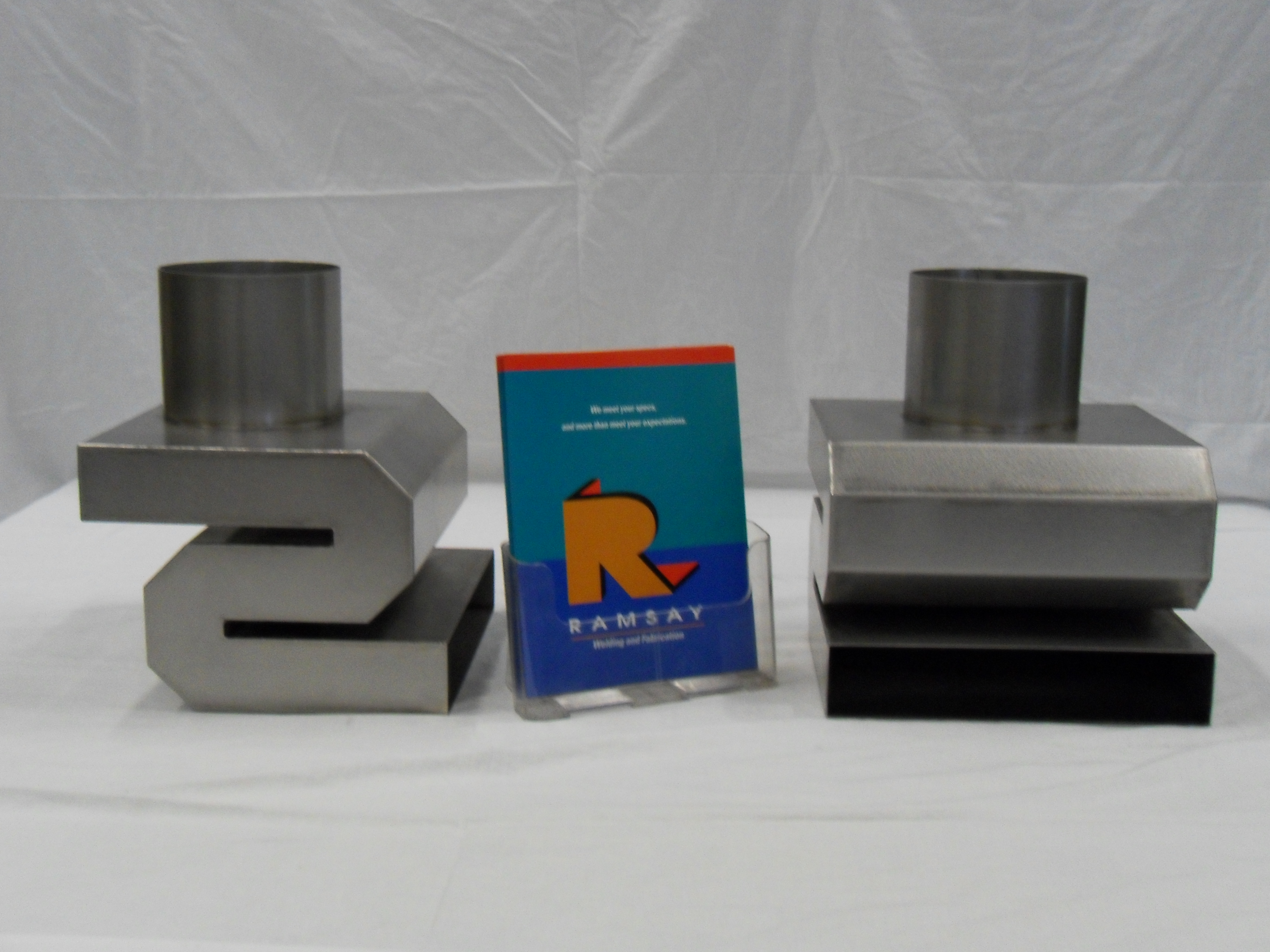 Formed, Rolled & Welded Components