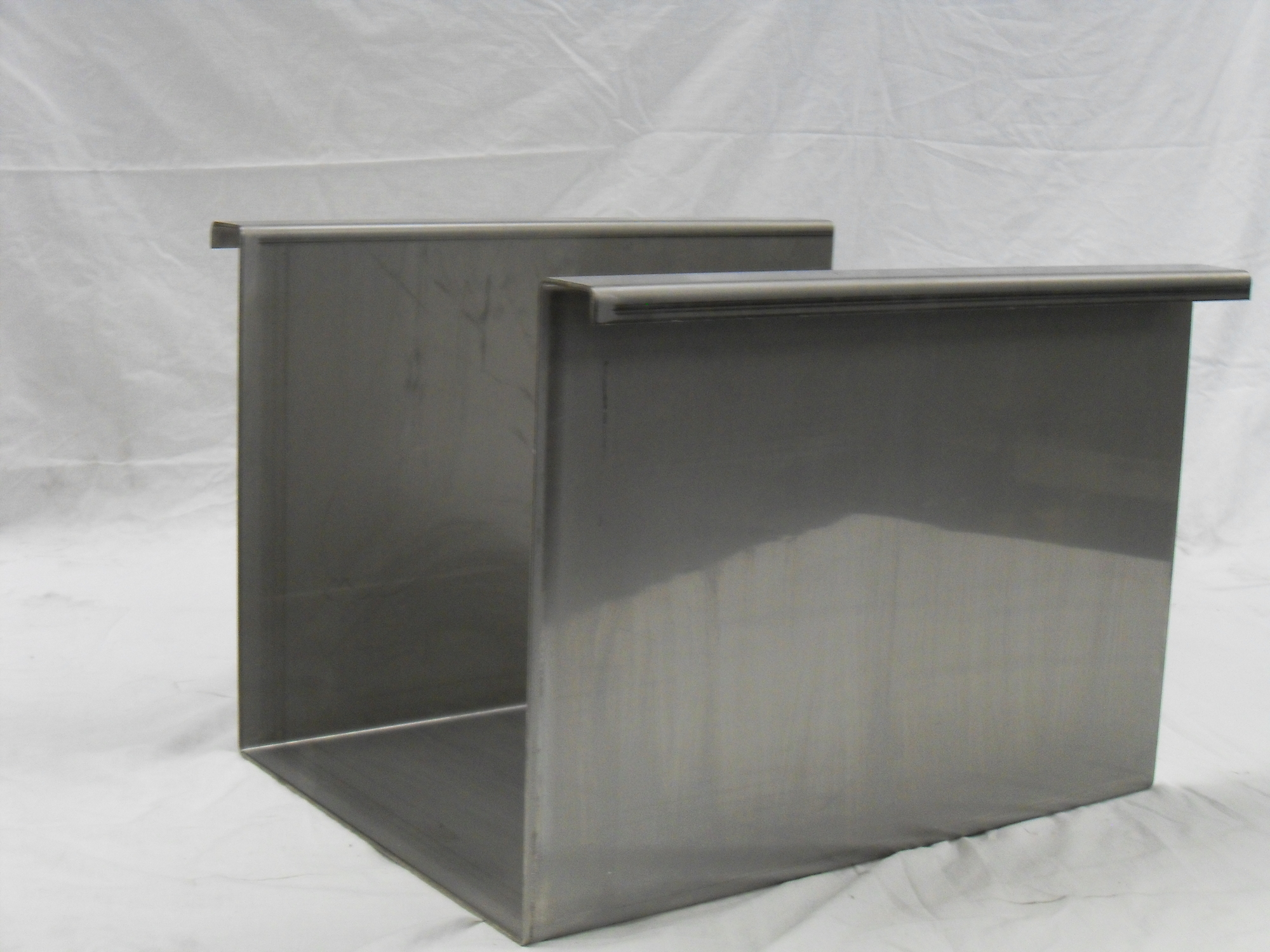 Formed Stainless Steel Tank Wall
