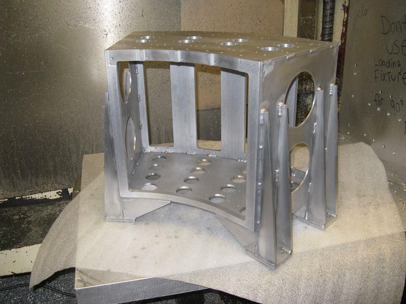 aluminum roundhouse welding project full size