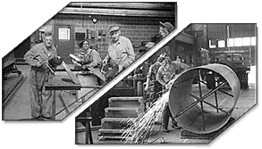 Ramsay Welding and Fabrication History