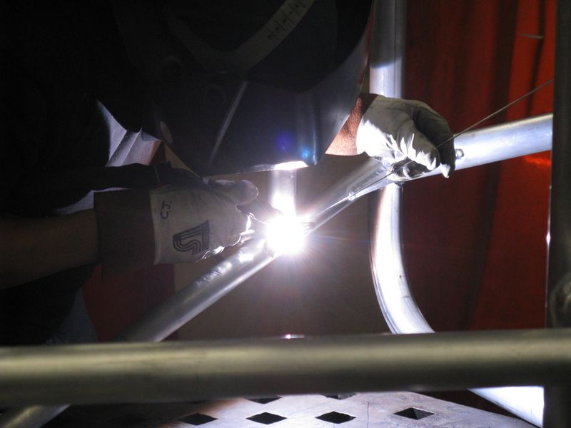 welding metal services